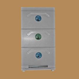 Улей Рута 3-корпусный 10-рамочный усиленный (Р3-10)