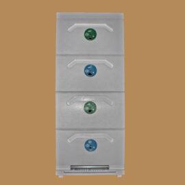 Улей Рута четырёхкорпусный 10-рамочный усиленный (Р4-10)